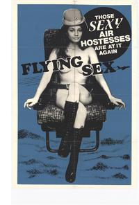 Flying Sex - 11 x 17 Movie Poster - Style A