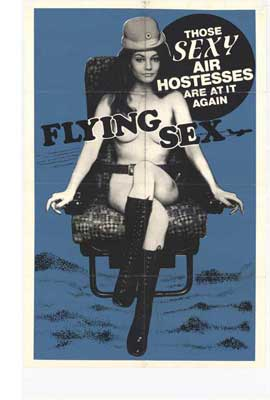 Flying Sex - 27 x 40 Movie Poster - Style A