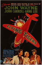Flying Tigers - 11 x 17 Movie Poster - Style A
