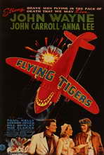 Flying Tigers - 27 x 40 Movie Poster - Style A