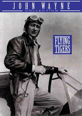 Flying Tigers - 11 x 17 Movie Poster - Style C