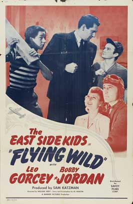 Flying Wild - 11 x 17 Movie Poster - Style A