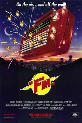 FM - 11 x 17 Movie Poster - Style A