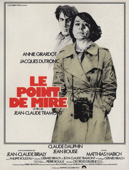 Focal Point - 11 x 17 Movie Poster - French Style A