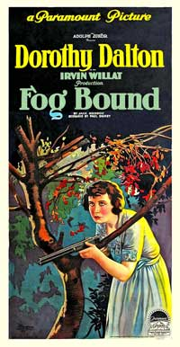 Fog Bound - 11 x 17 Movie Poster - Style A