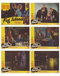 Fog Island - 11 x 14 Movie Poster - Style A