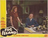 Fog Island - 11 x 14 Movie Poster - Style D