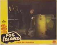 Fog Island - 11 x 14 Movie Poster - Style G