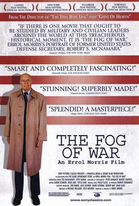 Fog of War - 43 x 62 Movie Poster - Bus Shelter Style A