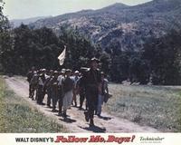 Follow Me, Boys! - 11 x 14 Movie Poster - Style G