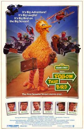 Follow That Bird - 11 x 17 Movie Poster - Style A