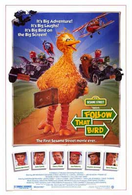 Follow That Bird - 27 x 40 Movie Poster - Style A