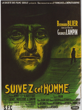 Follow That Man - 11 x 17 Movie Poster - French Style A