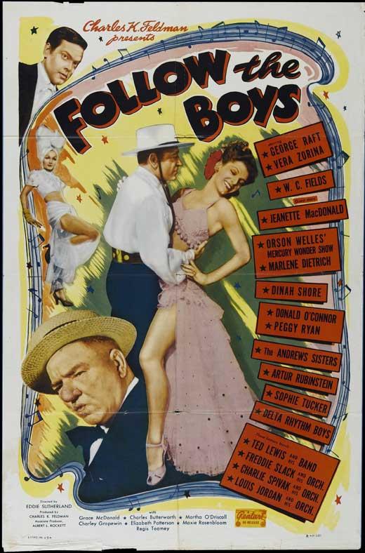 Follow the Boys movie