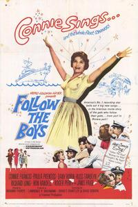 Follow the Boys - 27 x 40 Movie Poster - Style A