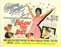 Follow the Boys - 27 x 40 Movie Poster - Style B