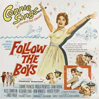 Follow the Boys - 11 x 17 Movie Poster - Style C