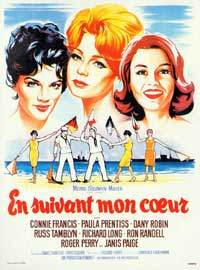 Follow the Boys - 11 x 17 Movie Poster - French Style A