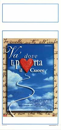 Follow Your Heart - 13 x 28 Movie Poster - Italian Style A