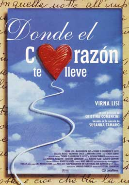 Follow Your Heart - 27 x 40 Movie Poster - Spanish Style A