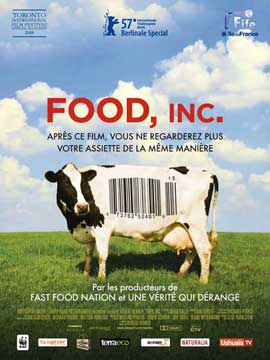 Food, Inc. - 11 x 17 Movie Poster - French Style A