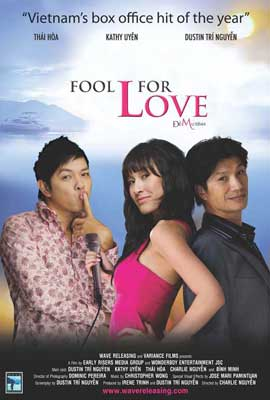 Fool for Love - 11 x 17 Movie Poster - Style A