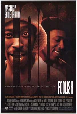 Foolish - 11 x 17 Movie Poster - Style A