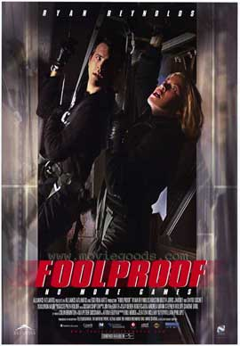 Foolproof - 11 x 17 Movie Poster - Style A
