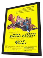Fools Parade - 11 x 17 Movie Poster - Style A - in Deluxe Wood Frame