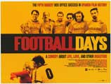 Football Days - 11 x 17 Movie Poster - Style A