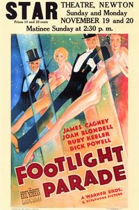 Footlight Parade - 11 x 17 Movie Poster - Style A