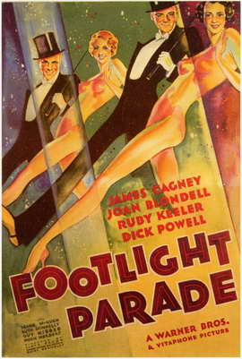 Footlight Parade - 11 x 17 Movie Poster - Style B