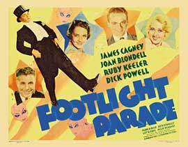 Footlight Parade - 22 x 28 Movie Poster - Half Sheet Style A