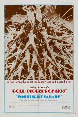 Footlight Parade - 11 x 17 Movie Poster - Style C