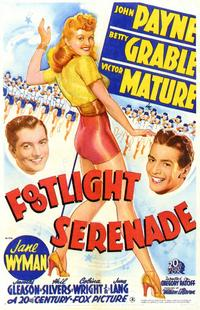 Footlight Serenade - 43 x 62 Movie Poster - Bus Shelter Style A
