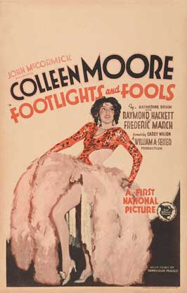 Footlights and Fools - 11 x 17 Movie Poster - Style A