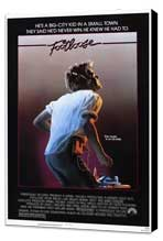 Footloose - 11 x 17 Movie Poster - Style A - Museum Wrapped Canvas