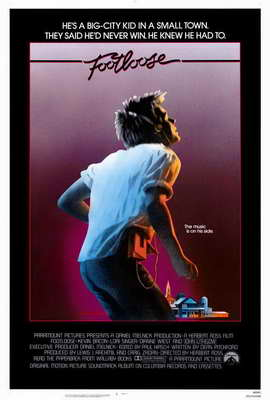 Footloose - 27 x 40 Movie Poster - Style A
