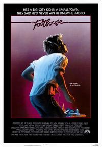 Footloose - 43 x 62 Movie Poster - Bus Shelter Style A