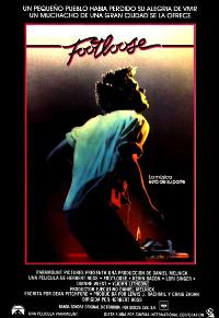 Footloose - 27 x 40 Movie Poster - Spanish Style A