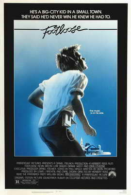 Footloose - 27 x 40 Movie Poster - Style D