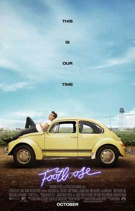 Footloose - 11 x 17 Movie Poster - Style A