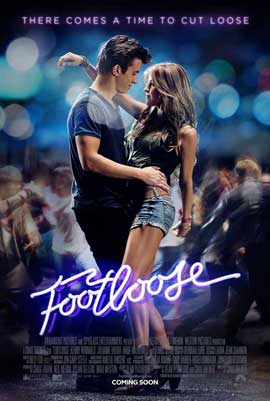 Footloose - 11 x 17 Movie Poster - UK Style A