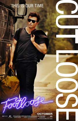 Footloose - 11 x 17 Movie Poster - Style C