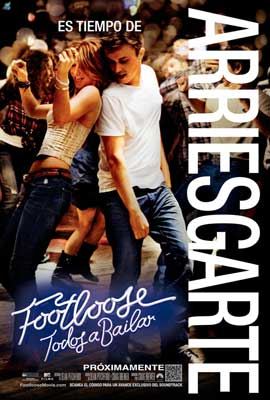 Footloose - 11 x 17 Movie Poster - Argentine Style C