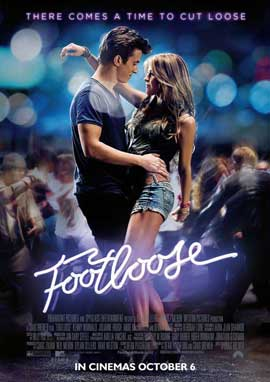 Footloose - 11 x 17 Movie Poster - New Zealand Style A