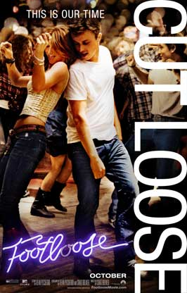 Footloose - DS 1 Sheet Movie Poster - Style A