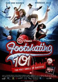 Footskating 101 - 11 x 17 Movie Poster - Style A
