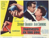 Footsteps in the Fog - 11 x 14 Movie Poster - Style B