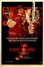 For a Few Dollars More - 11 x 17 Movie Poster - Style A